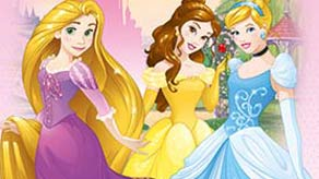 Disney Princess Themed Parties