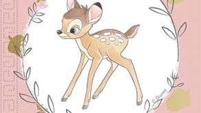 Bambi Cutie Themed Parties