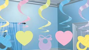 New Baby Decorations