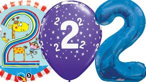 Age 2 Balloons