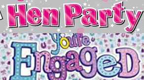 Hen Party and Engagement