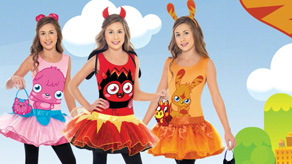 Childrens Licensed Costumes