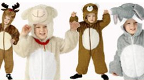 Childrens Animal Costumes