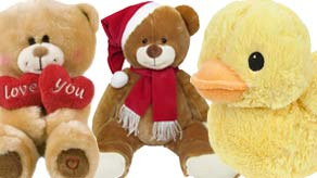Seasonal Soft Toys