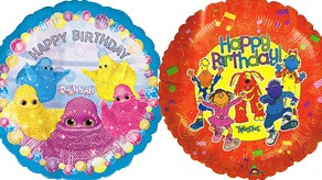 Clearance Foil Balloons