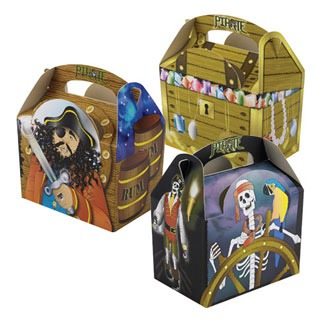 Pirate Party Box