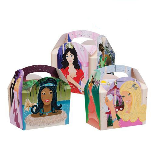 Princesses Party Boxes