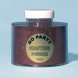 Burgundy Crafting Powder