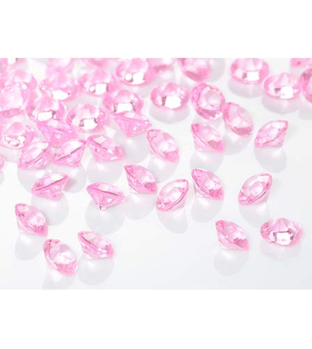 Pink Tiny Table Diamantes 30g