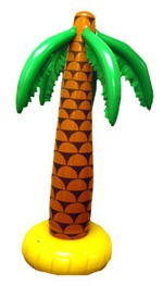 Inflatable 6ft Palm Tree