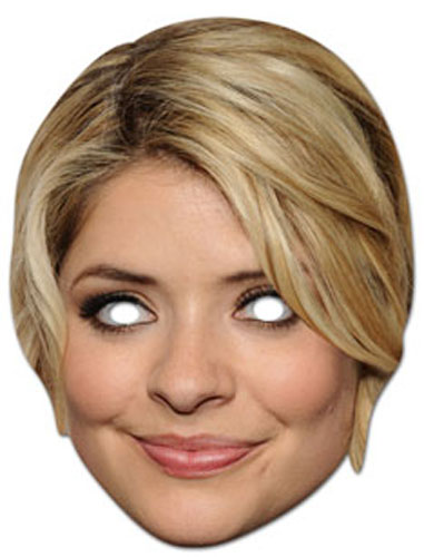 Holly Willoughby Mask x1