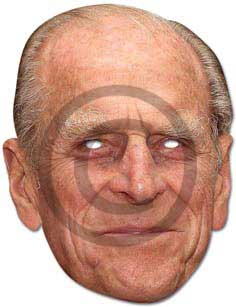 Prince Phillip Mask x1