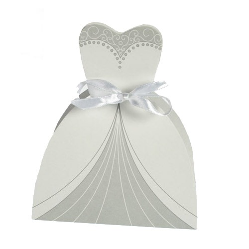 Bride Wedding Favour Gift Box