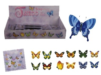 Butterfly Tattoos x120