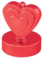 Qualatex Red Heart Balloon Weight
