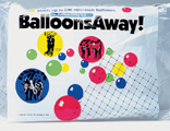 Qualatex Balloons Away Double Bag 14' x 25' (650 Balloons)