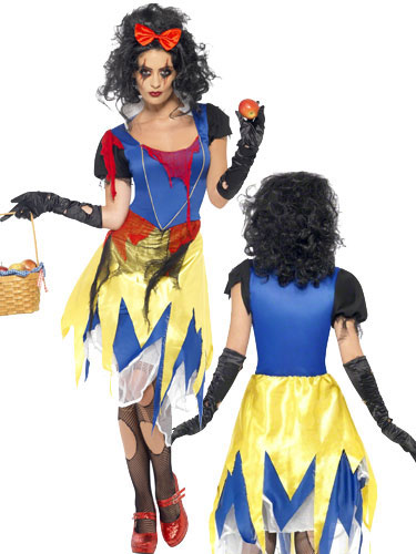 Snow Fright Halloween Fancy Dress Costumes