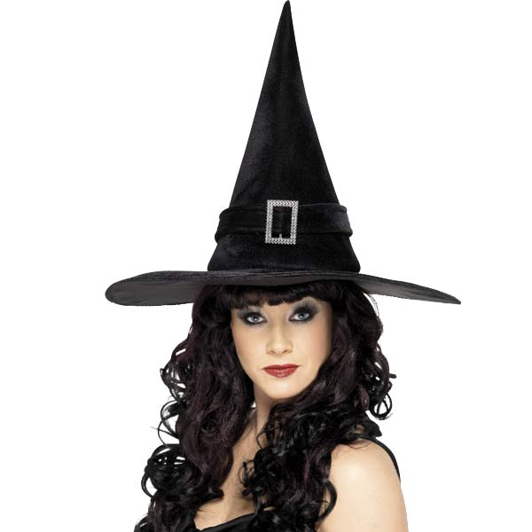 Diamante Witch Hats