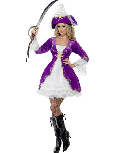 Pirate Beauty Female Costume