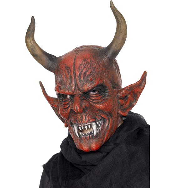 Devil Demon Masks