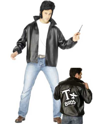 Officially  Licensed T Bird Jacket With Embroidered Logo