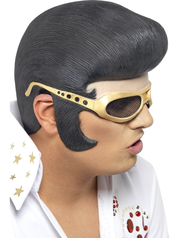 Officially Licensed Elvis Headpiece