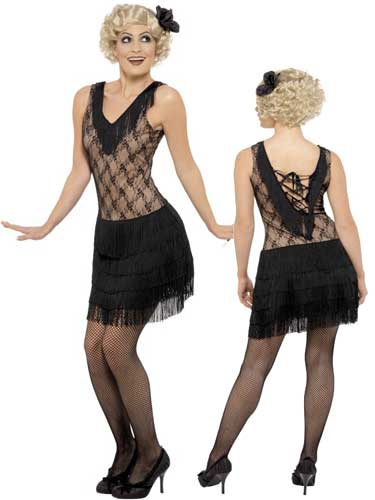 All That Jazz Female Fancy Dress Costumes
