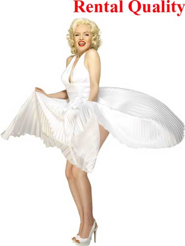 Officially Licensed Marilyn Monroe Fancy Dress Costumes