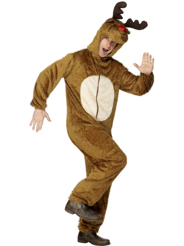 Adult Reindeer Fancy Dress Costumes