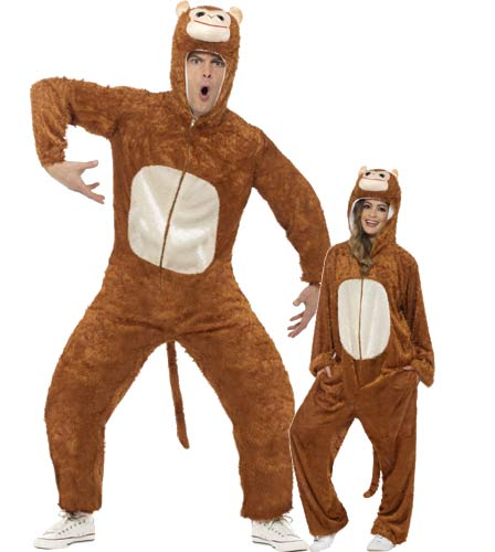 Monkey Fancy Dress Costumes