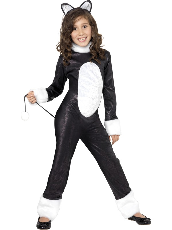Cool Cat Girls Costume