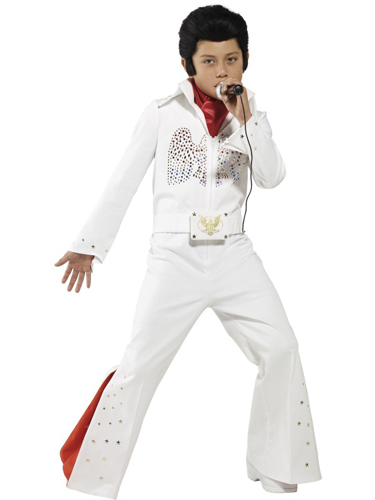 Officially Licensed Elvis Costume