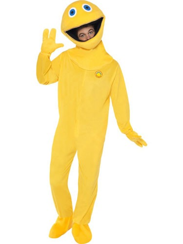 Officially Licensed Zippy Fancy Dress Costumes Medium