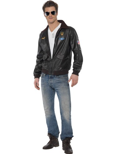 Officially Licensed Top Gun Bomber Jacket
