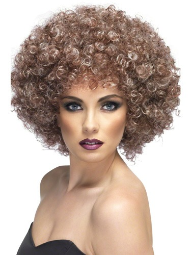 Natural Looking 70s Afro Wigs