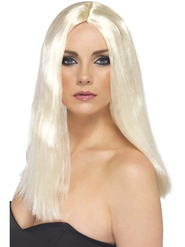 Long Blonde Star Style Wigs