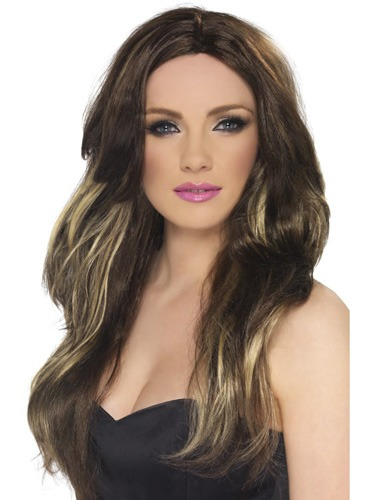 Blonde And Brown Temptress Wigs