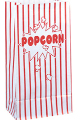 Popcorn Party Bags 10pk
