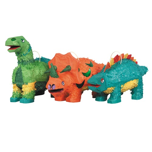 Dinosaur Pinata Assorted